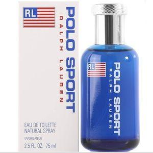 Polo Sport Eau De Toilette Spray - 2.5 oz, 75 ml